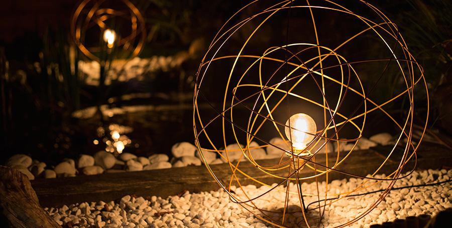 Les créations de Rob'S Design - Suspensions et lampes à poser Atome